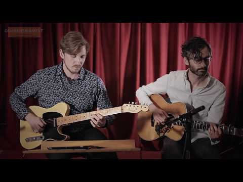 Video: The Book Of Love / Guitar Duo Franz & Münster
