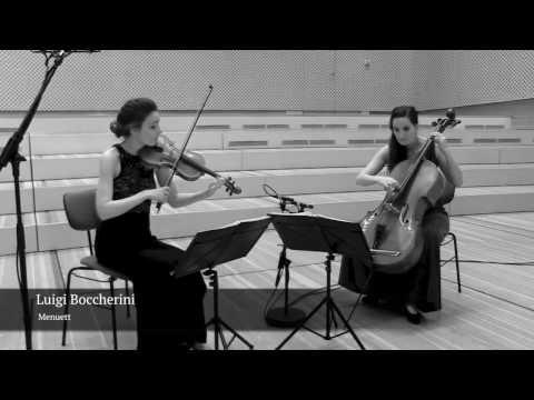 Video: VIDEO 1 - Geige + Cello - KLASSIK