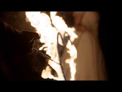 Video: Hochzeitsfeuershow