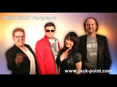 Video: JACK POINT Partyband - LIVE - 2014