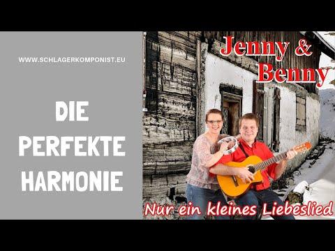 Video: Hörprobe unser aktueller Titel: Nur ein kleines Liebeslied Jenny&Benny