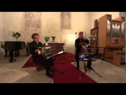 "Video: Duo Algo Nuevo LIVE: ""Milonga Sentimental"""
