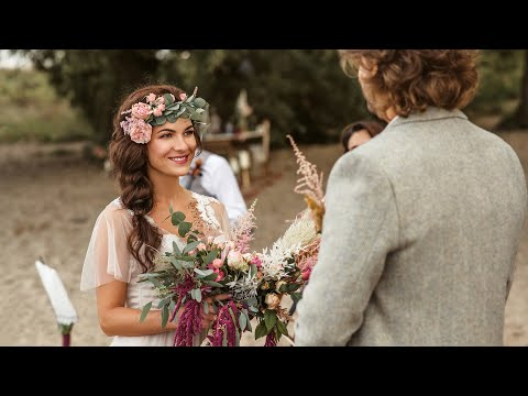 Video: Boho Wedding - Streichquartett - Canon/Perfect