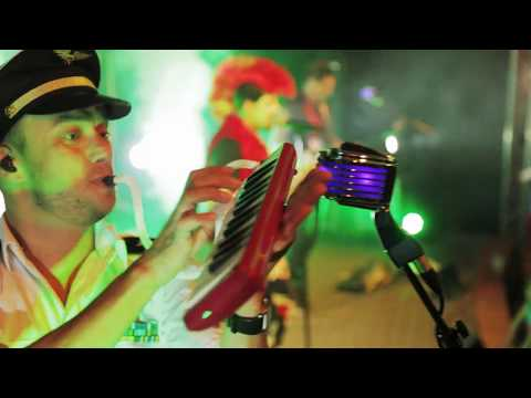 Video: ATOMIC PLAYBOYS (Die Show- & Coverband aus Hamburg)