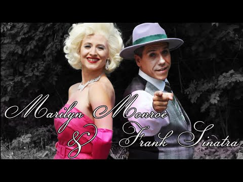 Video: Marilyn Monroe & Frank Sinatra Lookalike