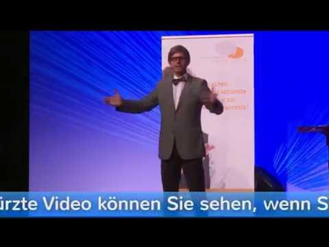 """Video: Finanzkabarett mit Frank Astor """"Geld.Macht.Glücklich!"""""""