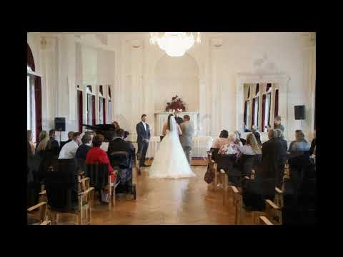 Video: All of me - J. Legend - Trauung im Spiegelsaal