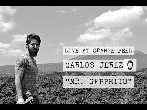 Video: Mr. Geppetto (original, live)