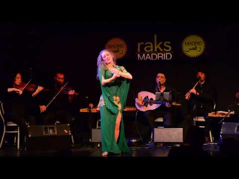 Video: Inci & Orchestra Raks Madrid - Raks Madrid 2017