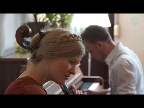 Video: Piano & Cello - Duo beim Wedding Wednesday Magazin, Folge 31