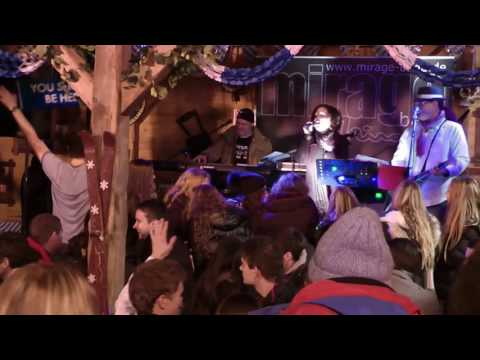 Video: Mirage Band Video (London Hydepark,Winter Wonderland)