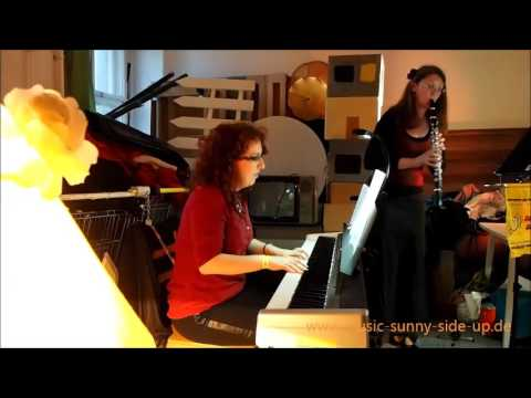 Video: SOLN SAJN SHOLEM - Klezmer mit Klarinette