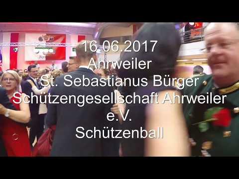 Video: Schützenball in Ahrweiler