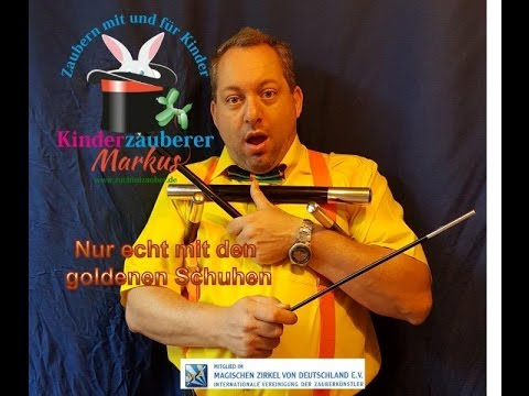 Video: Kinderzauberer Markus