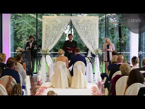 Video: Hochzeitssängerin Anna May | A thousand years - Ein Kompliment - Ich kenne nichts