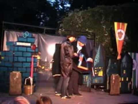 Video: Zauberlehrstunde auf Hogwarts
