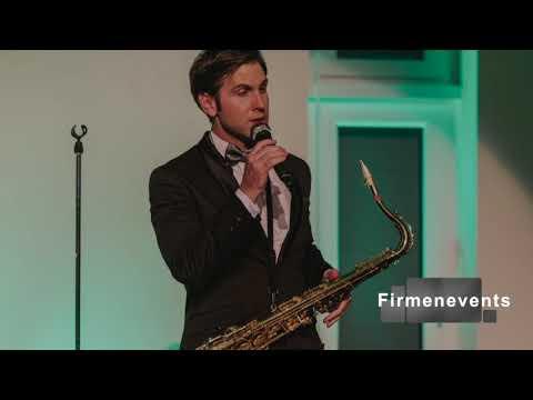 Video: Andrew Carrington - Saxophonist Reel