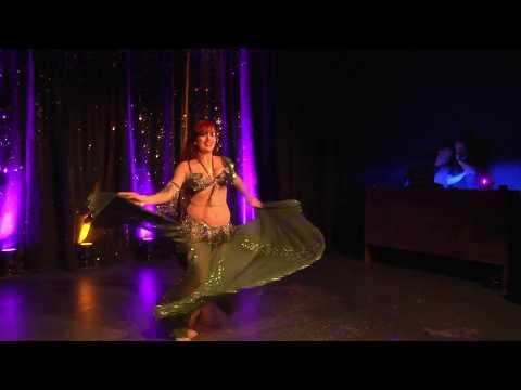 Video: Hanan tanzt Raqs Sharqi (klassisch orientalisch)
