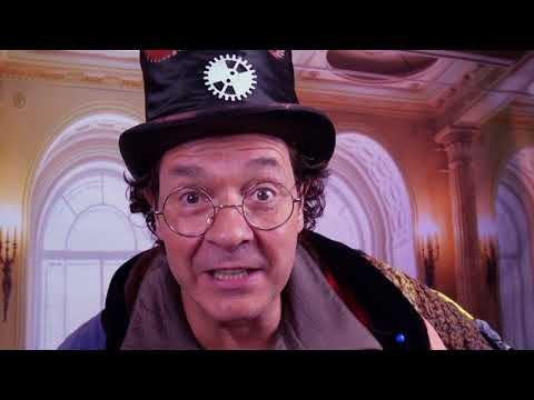 Video: Infofilm über Zauberer BlauKNopf & PfannkuchenTheater