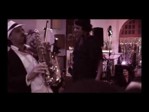 Video: großes energievolles Solo zur 20er Jahre Party