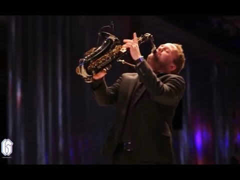 Video: Eventsaxophonist Christian Gastl