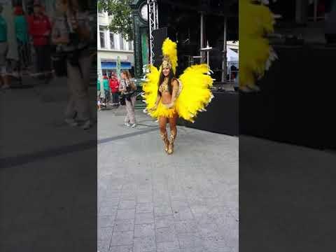 Video: Tropicana Sambashow