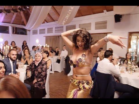 Video: Meniyah - Bauchtanz Auftritt Hochzeit
