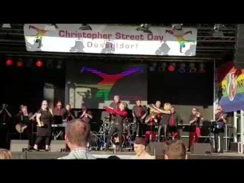 Video: Christopher Street Day Düsseldorf