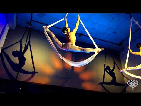 Video: LUXURY LOOP • Aerial Duo act.