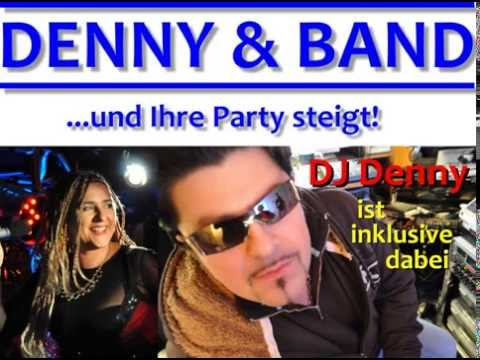 Video: Partymusik-Mix 1 - (Liveaufnahmen) DENNY & BAND, Partyduo inkl. DJ-ing
