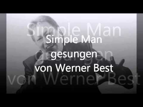 Video: Simple man - Andreas Kümmert - bearb. Werner Best