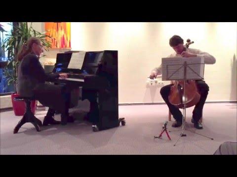 Video: ...mit Anna: Händel. Largo aus Xerxes