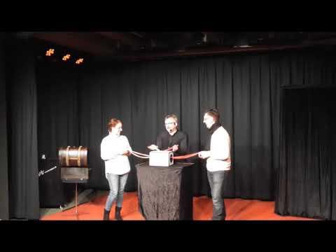 Video: BeLu im ZauberSalon Bad Oeynhausen Februar 2019