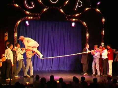 Video: Comedy Trailer Tebe und Leiste Ausschnitte aus einer 45 Min Show