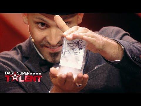 Video: Auftritt beim Das Supertalent