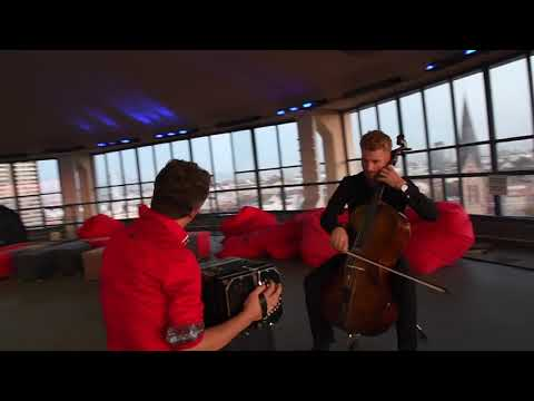 Video: LIBERTANGO (Piazzolla) im KulTurm Ludwigshafen