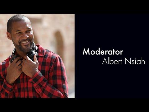 Video: aktuelles Showreel von Albert Nsiah