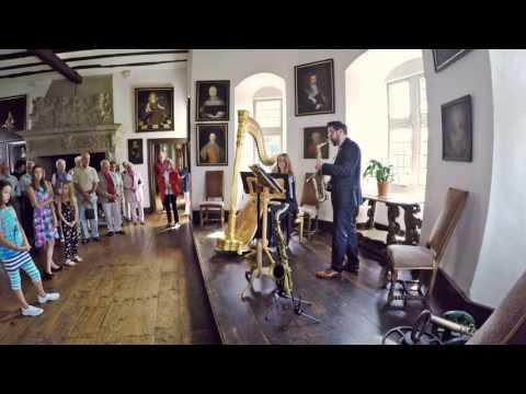 Video: harfpipe - Gabriellas Song (Live auf Schloss Bürresheim)