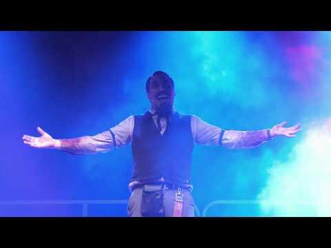 Video: Horror-Autokino - mit Illusions- & Feuershow