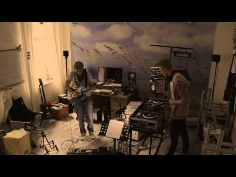 Video: DJ meets Guitar - chillige Beats treffen auf groovige Gitarrenbeats