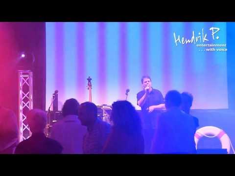 Video: Hendrik P. - der Sänger - Live-Video