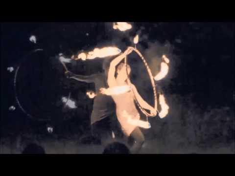 Video: Dhyana Feuertanz - Flammen Potpourri 2016
