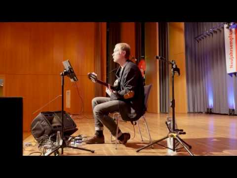 Video: Der Gitarrist live