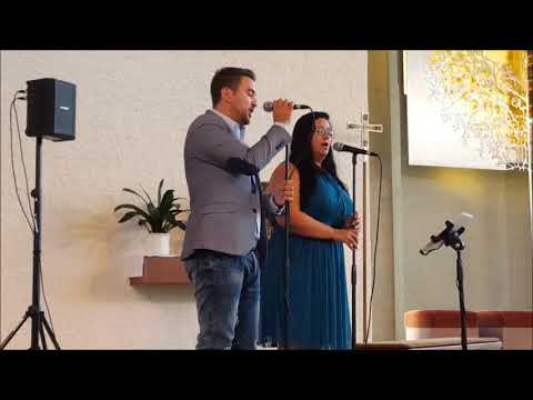 Video: Duo Elsa und Luis / Don´t stop believin, Perfect, Seite an Seite - Cover