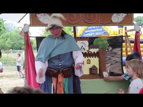 Video: Mäusetheater Traumaus