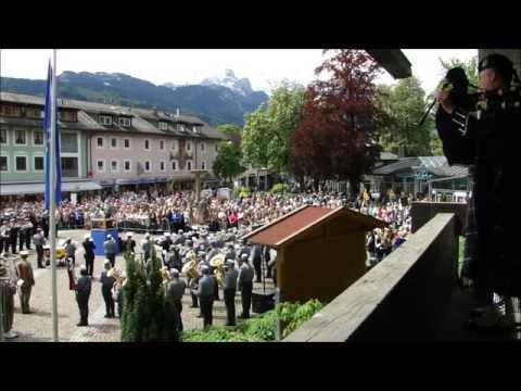 Video: Lone Piper beim Garmisch-Partenkirchen Tattoo der Bundeswehr