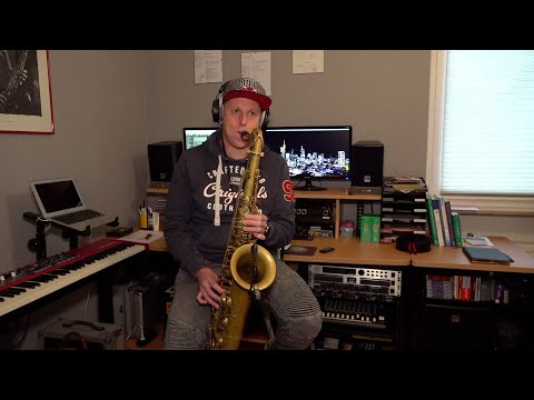 Video: Jerusalema (Saxophone Cover)