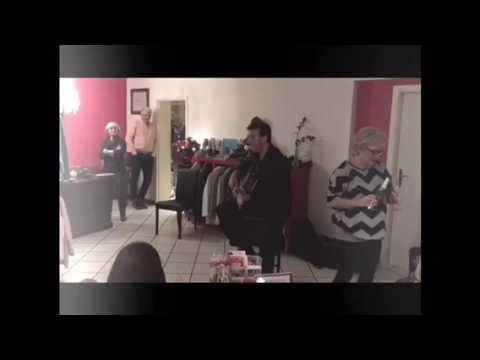 Video: Wohnzimmer Konzert bei Suse 2017