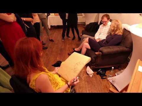 Video: Impromptu Portrait mit Diana Schulz