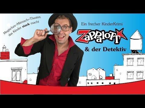 Video: KinderZauberei: Magisches Kinder-Mitmach-Theater